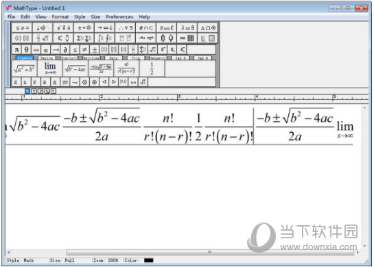 MathType7.3破解版