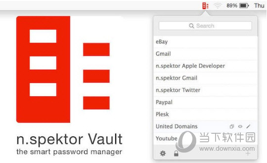 Vault Password Manager