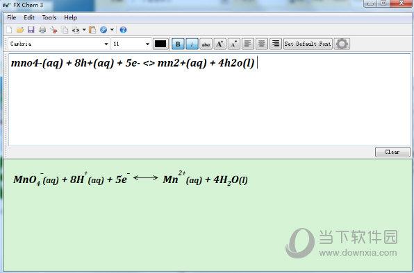 FX Chem 4 Mac版