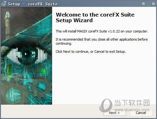 coreFX Suite