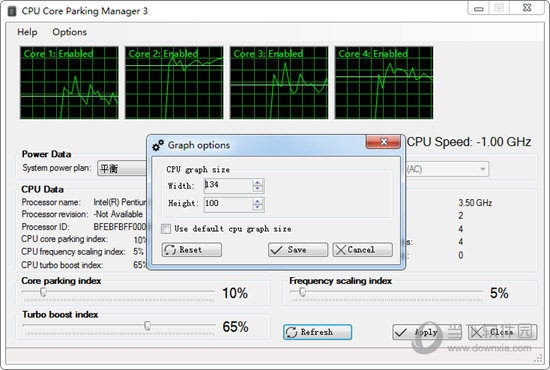 Cpu Core Parking Manager