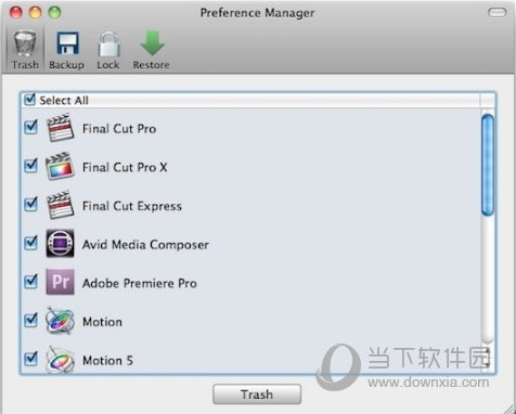 Preference Manager