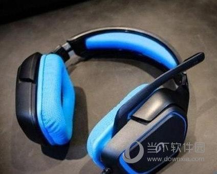 罗技G430耳机驱动