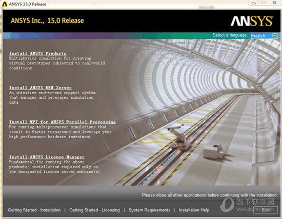 Ansys15.0软件下载