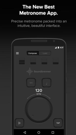 Metronome V1.1.1 安卓版截图1