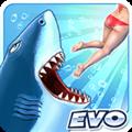 饥饿鲨进化狼人鲨无限金币钻石版 V6.5 安卓版
