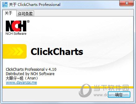 NCH ClickCharts Pro