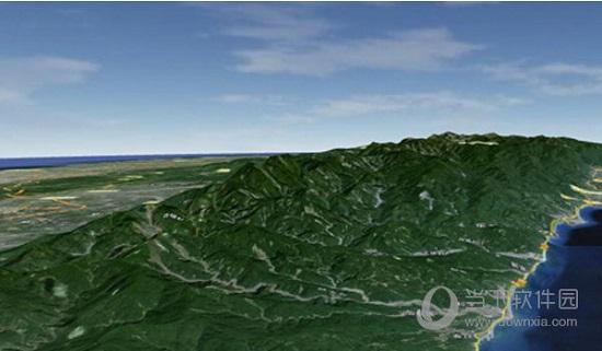 二三维地理数据、模型数据的浏览和输出