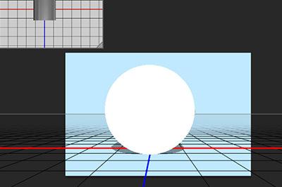 切换到3D编辑模式