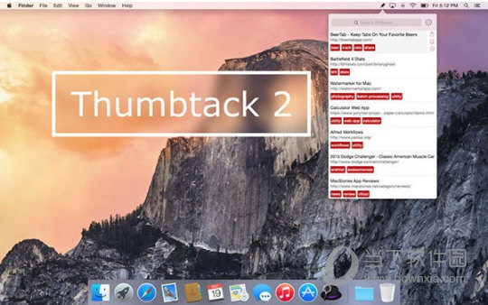 Thumbtack for Mac