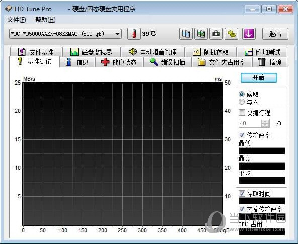HD Tune Pro