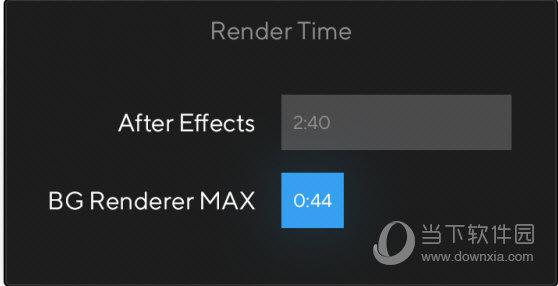 BGRenderer MAX