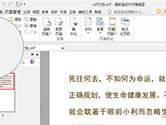 福昕PDF编辑器怎么分割PDF文件 一个设置搞定