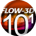 Flow3D 10.1破解版 32/64位 免费汉化版