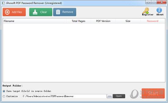 Jihosoft PDF Password Remover