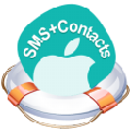 iPhone SMS+Contacts Recovery