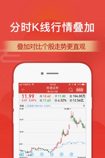 财通证券 V9.5.5 安卓版截图4