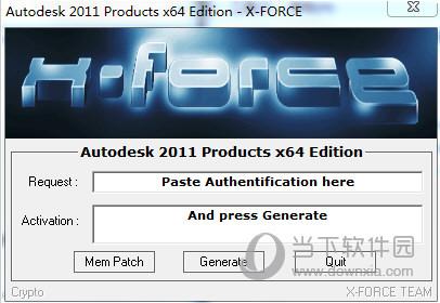 AutoCAD2011破解补丁