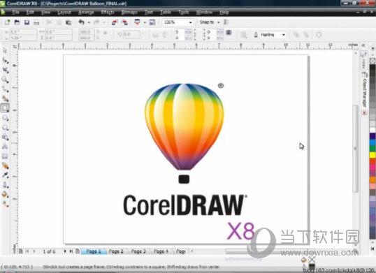 CorelDrawx8评估版破解版