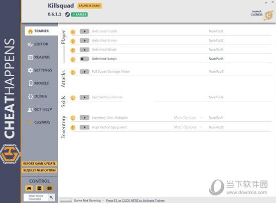 Killsquad十三项修改器