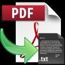 TriSun PDF to Text(PDF转文本软件) V11.0