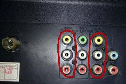 连接电视机顶盒