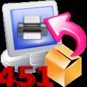 451收据打印软件 V2.1 官方版