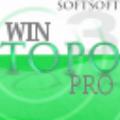 WinTopo Pro 2.52中文版 绿色汉化版