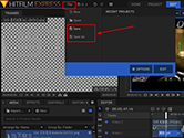 HitFilm Express怎么导出视频 保存作品的方法