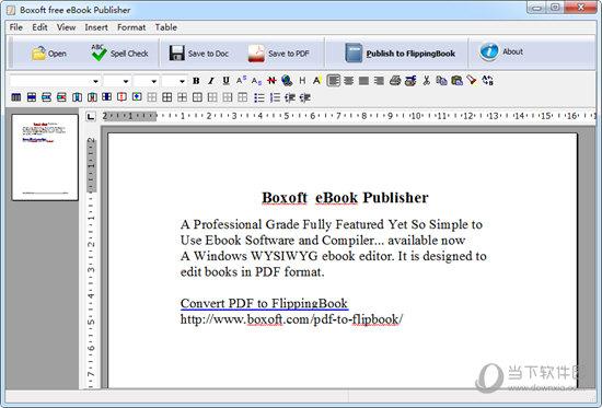 Boxoft eBook Publisher