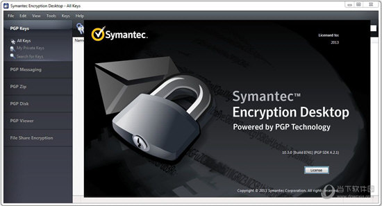 Symantec Encryption Desktop