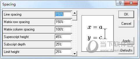 Equation公式编辑器