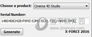 Cinema 4D R18注册机