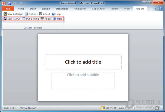 PPT To PDF Converter