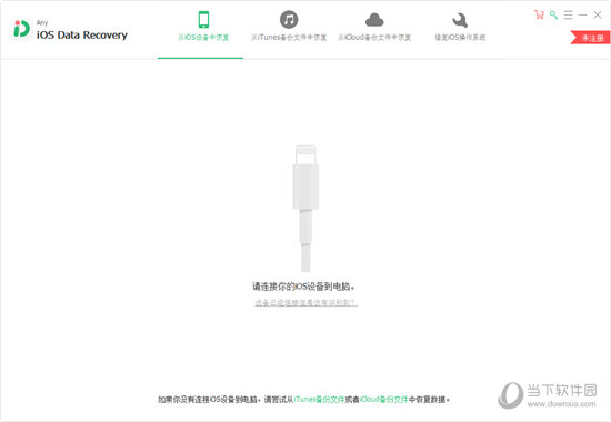 Any iOS Data Recovery