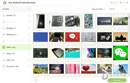 Any Android Data Recovery