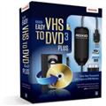 Roxio Easy VHS to DVD(VHS转DVD工具) V3.0.1.36 官方版