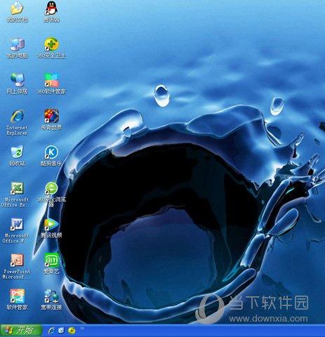深度技术XP快速装机版