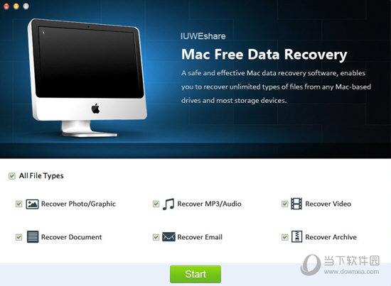 Mac Free Data Recovery