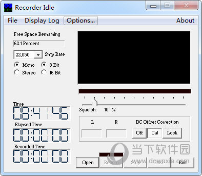 Scanner Recorder