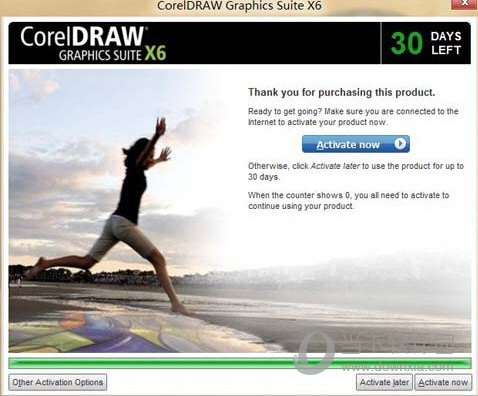 coreldrawx6序列号注册机