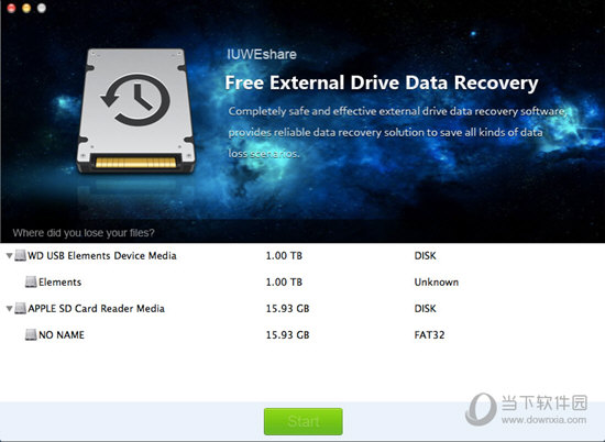 Mac Free External Drive Data Recovery