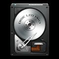 Disk LED Pro(硬盘读写指示灯) V1.6.1 Mac版