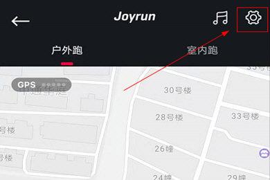 悦跑圈看卫星地图方法