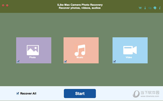 iLike Mac Camera Photo Recovery