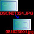 Rename JPEG Pictures(图片批量重命名工具) V1.0.3 绿色免费版