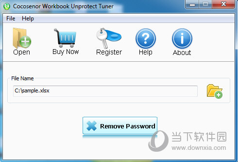 Cocosenor Workbook Unprotect Tuner