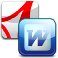 PDF转WORD工具 V2.0 绿色特别版