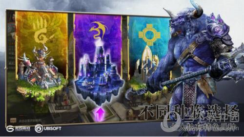魔法门之英雄无敌游戏界面截图