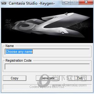Camtasia Studio9注册机